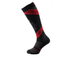 KYMIRA Infrared Compression Socks - Black/Red: Image 3