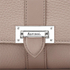 Aspinal of London Women's Lottie Bag - Soft Taupe: Image 4