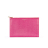 Aspinal of London Women's Large Essential Pouch - Raspberry: Image 1