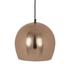 Bark & Blossom Copper Bowl Pendant Lamp: Image 3