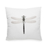 Bark & Blossom Dragonfly Cushion: Image 1