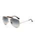 Ray-Ban Men's Outdoorsman Aviator Sunglasses - Gold: Image 2