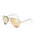 Ray-Ban Aviator Sunglasses - Gold: Image 2