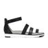 UGG Women's Zina Gladiator Sandals - Black: Image 1
