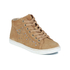 UGG Women's Swarovski Crystal Suede Hi-Top Trainers - Tawny: Image 4