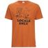TSPTR Men's Locals Only T-Shirt - Orange: Image 1