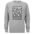 Penfield Men's Peaks Sweatshirt - Grey: Image 1