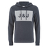Jack & Jones Men's Core Take Hoody - Navy Blazer: Image 1