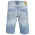 Jack & Jones Men's Originals Rick Denim Shorts - Light Wash: Image 2