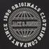 Jack & Jones Men's Originals Steven Sweatshirt - Black: Image 3