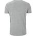 Jack & Jones Men's Originals Raffa T-Shirt - Light Grey Melange: Image 2