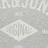 Jack & Jones Men's Originals Diamond T-Shirt - Light Grey Marl: Image 4
