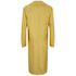 C/MEO COLLECTIVE Women's Golden Age Trench Coat - Gold: Image 3
