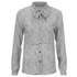 MICHAEL MICHAEL KORS Women's Dallington Silk Tie Bow Shirt - New Navy: Image 1