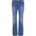MICHAEL MICHAEL KORS Women's Denim Retro Flare Jeans - Authentic: Image 1