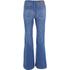 MICHAEL MICHAEL KORS Women's Denim Retro Flare Jeans - Authentic: Image 4