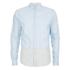 Calvin Klein Men's Ergen Long Sleeve Shirt - Sky Way/Light Grey: Image 1
