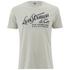 Levi's Men's Wordmark Graphic T-Shirt - Bisque Heather: Image 1