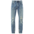 Levi's Men's 501 Customised & Tapered Jeans - Dirty Dawn: Image 1