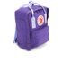 Fjallraven Kanken Mini Backpack - Purple: Image 3