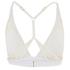 Paolita Women's Solid Golden Hind Bikini Top - Cream: Image 2