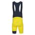 Le Coq Sportif Performance Premium N2 Bib Shorts - Yellow: Image 2