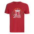 Le Coq Sportif Tour de France N7 T-Shirt - Red: Image 1