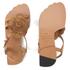 Vivienne Westwood Women's Animal Toe Flat Sandals - Tan: Image 5
