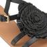 Vivienne Westwood Women's Animal Toe Flat Sandals - Black: Image 4