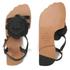Vivienne Westwood Women's Animal Toe Flat Sandals - Black: Image 5