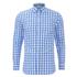 Produkt Men's Long Sleeved Checked Shirt - White: Image 1