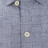 Folk Men's New Piano Short Sleeved Shirt - Tile Check: Image 3