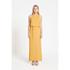 Samsoe & Samsoe Women's Edda Long Dress - Gold Fusion: Image 2