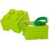 LEGO Storage Brick 4 - Light Green: Image 2