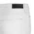 Karl Lagerfeld Women's Distressed Boyfriend Denim Jeans - White: Image 3