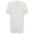 Designers Remix Women's Rion Knot T-Shirt - White: Image 4