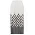 Designers Remix Women's Tilt Graphic Pleated Skirt - Black/White: Image 1