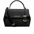 MICHAEL MICHAEL KORS Women's Ava Satchel Bag - Black: Image 1