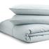 Highams 100% Egyptian Cotton Pillowcase - Duck Egg: Image 2