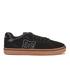 DC Shoes Men's Notch SD Low Top Trainers - Black/Gum: Image 1
