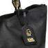 Karl Lagerfeld Women's K/Grainy Hobo Bag - Black: Image 4