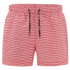 Tommy Hilfiger Men's Aiden Printed Swim Shorts - Tomato: Image 1