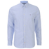 Tommy Hilfiger Men's Two Tone Dobby Shirt - Shirt Blue: Image 1