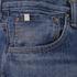 Edwin Men's Classic Regular Tapered Rainbow Selvage Jeans - Mid Dark Used: Image 3