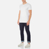 Edwin Men's Double Pack Short Sleeve T-Shirt - White: Image 5