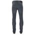 Edwin Men's ED85 Slim Tapered Denim Jeans - Dark Trip Used: Image 2