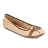 MICHAEL MICHAEL KORS Women's Fulton Straw Pumps - Natural: Image 2