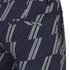 MSGM Men's Print Shorts - Blue: Image 3