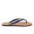 MICHAEL MICHAEL KORS Women's Jet Set MK Jelly Sandals - Navy: Image 2