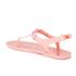 MICHAEL MICHAEL KORS Women's MK Plate Jelly Sandals - Pale Pink: Image 4